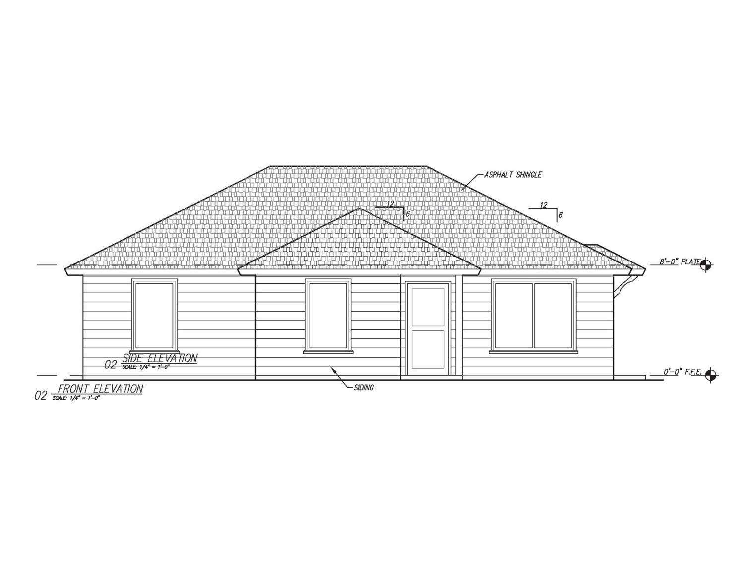 New construction close to Tech & Medical. Perfect for student living or small family. 3 bedroom, 2 bathroom. Estimated completion date of July 10, 2020