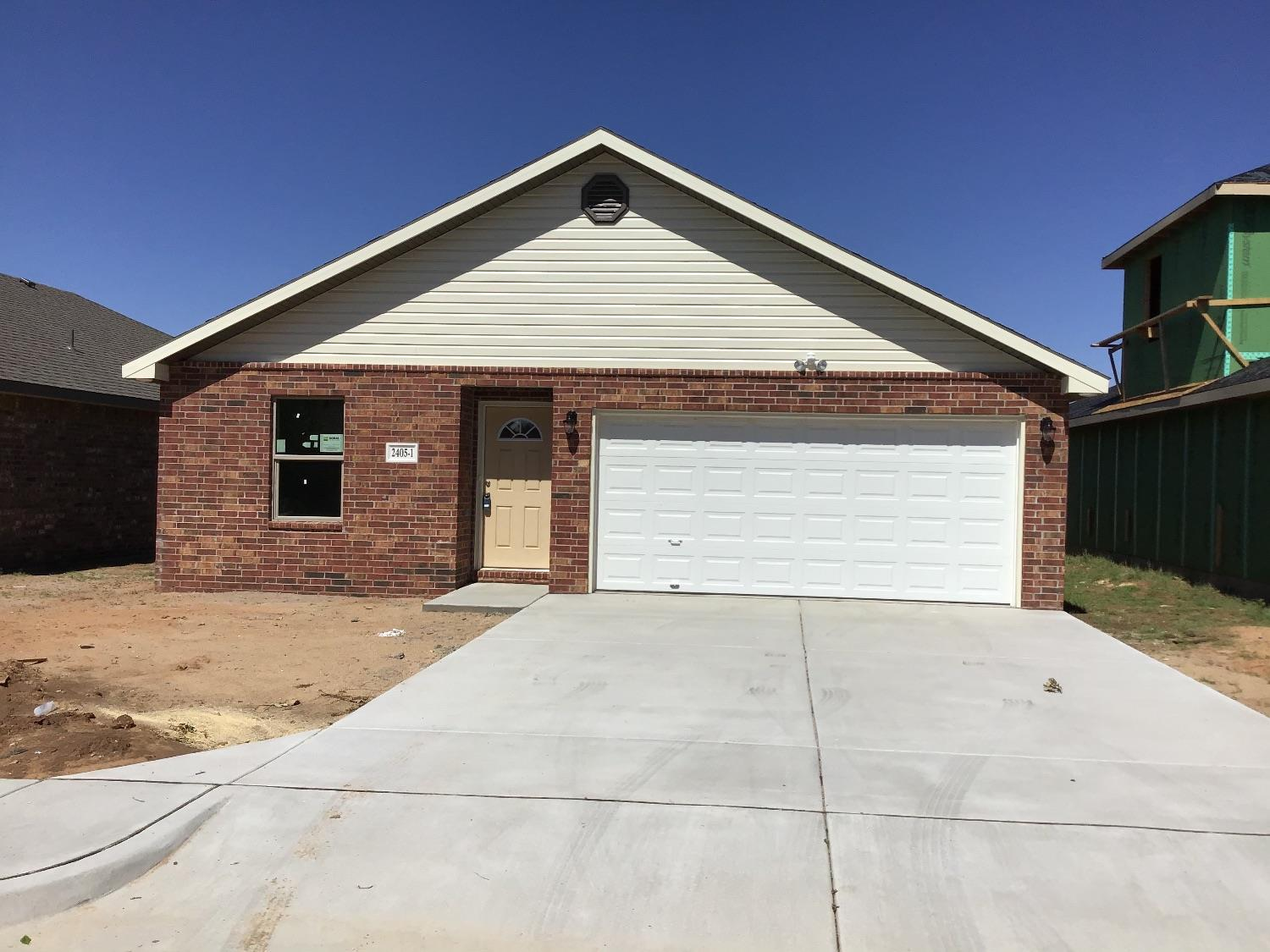 NEW Construction Estimated May 2020. 3 bedroom 2 bath, Granite counter tops, painted cabinets, and Builder also offering appliance package including stove, refrigerator, microwave, and dishwasher. Spacious master with walk in shower, hall bath will have tub shower combo. Great opportunity to own a brand new home.