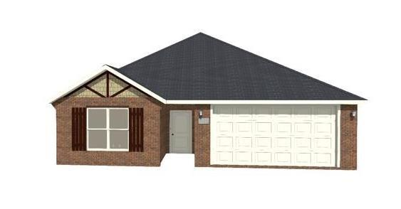 Brand new construction in Cambridge Way. 3/2/2 open floor plan home with nice living space and beautiful upgrades. Great kitchen with granite counter tops, stainless steel appliances, freestanding gas range and 2 faux wood blinds included. Good neighborhood, sits in a very convenient area, close to the freeway, making everything in the area easy to get to quickly. Aberdeen plan