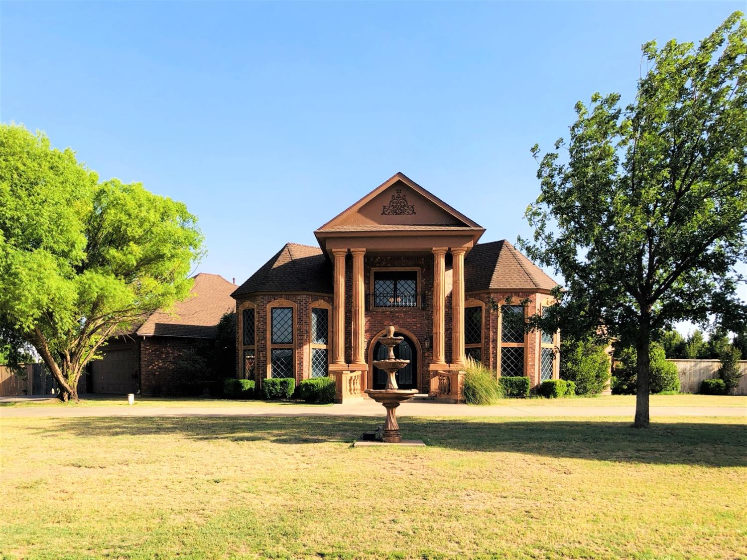4/4.5/3 on 1 acre in beautiful Llano Estates!  Living room features fireplace, built-ins and lots of windows overlooking the backyard, Kitchen offers granite counter tops and convenient location for entertaining. Spacious dining area, formal dining area, office, basement includes a game room with wetbar and theater room. Isolated master bedroom with separate tub and shower, 2 vanity areas and walk-in closet.  2nd Isolated bedroom downstairs with private bathroom.  2 bedrooms upstairs with private bathrooms, walk-in closets and study area. Large backyard offers plenty of room for a shop and pool.