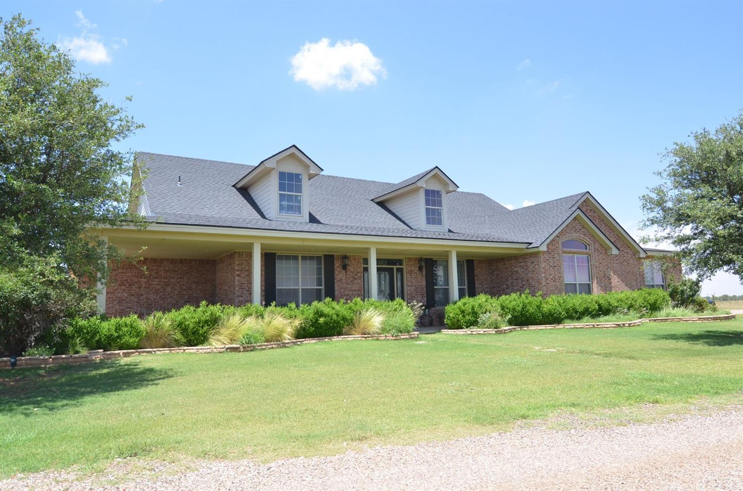 Possibilities are endless with this unique setup!  2 separate houses that share a backyard is perfect for extended families, assisted living facility, event center or more, all in the desired Shallowater ISD, on over 3 acres.  Front house is a 5/4/4 with over 4500 sq ft and includes an office, basement and an unfinished bonus room of almost 1000 sq ft not included in the square footage.  Back house is a 3/2.5./3 with 3500 sq feet including a large craft room with endless possibilities and a basement.  The houses share afenced backyard with a covered saltwater pool and barn.  Additional 40 acres available at $5,000/acre.  Houses Must be sold together.