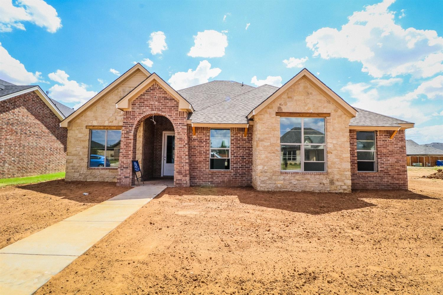 Amazing 4/2/2 Kim Craig New Construction Home in Preston Manor. Come See this Beautiful Open Concept Home with Rear entry garage on a Cul-de-sac. This Home features a Gas log fireplace, Large kitchen Island and gas stove, big patio and nice backyard for entertaining. Come see it today!