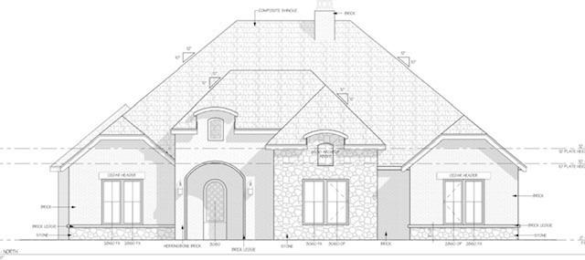 Incredible 4/3/2 in Cooper ISD built by award winning Clearview Custom Homes! This large family home is estimated completion in December of 2020, and even has an extra flex space that could be an office, a playroom, or game room! The sky is the limit on this one!