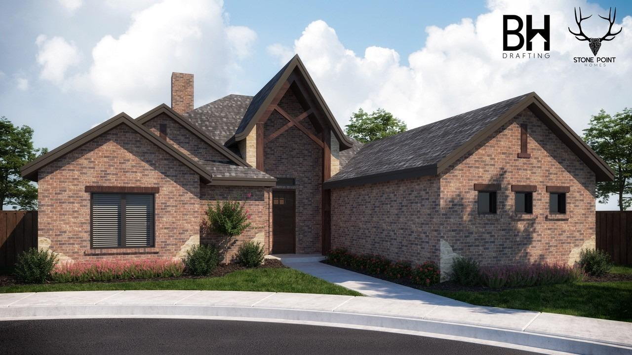 New Construction by Stone Point Homes - 2330 sf 4/3/2 plus an office, rear entry garage, granite throughout, 2nd Master suite, gas appliances.  Lots of cabinets and storage in this one.  Your buyers will not be disappointed with the thought and quality you will find in a Stone Point built home.