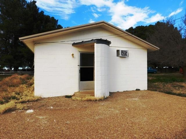 Small commercial building off Hwy 385 in Brownfield! Could have many uses, whether office, event-space, retail, or even use the land for residential. Former beauty-shop. Has One bathroom, panel ray heating, window units for cooling, Well and two septic tanks. Recent metal roof replacement in 2018. Great price just needs a little TLC.