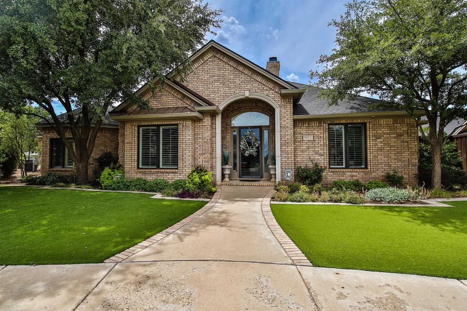 Absolutely Gorgeous custom built home in the prestigious community of Lakeridge Estates. Some of the many outstanding features include a chef's kitchen with walk in pantry, big granite island, large study, basement, and each bedroom has it's own dedicated full bathroom.  To go along with the stunning interior is the dreamy backyard! West Texas sunsets will never be the  same in this backyard that includes an outdoor kitchen, hot tub, and fireplace.  This show stopper is a MUST SEE!