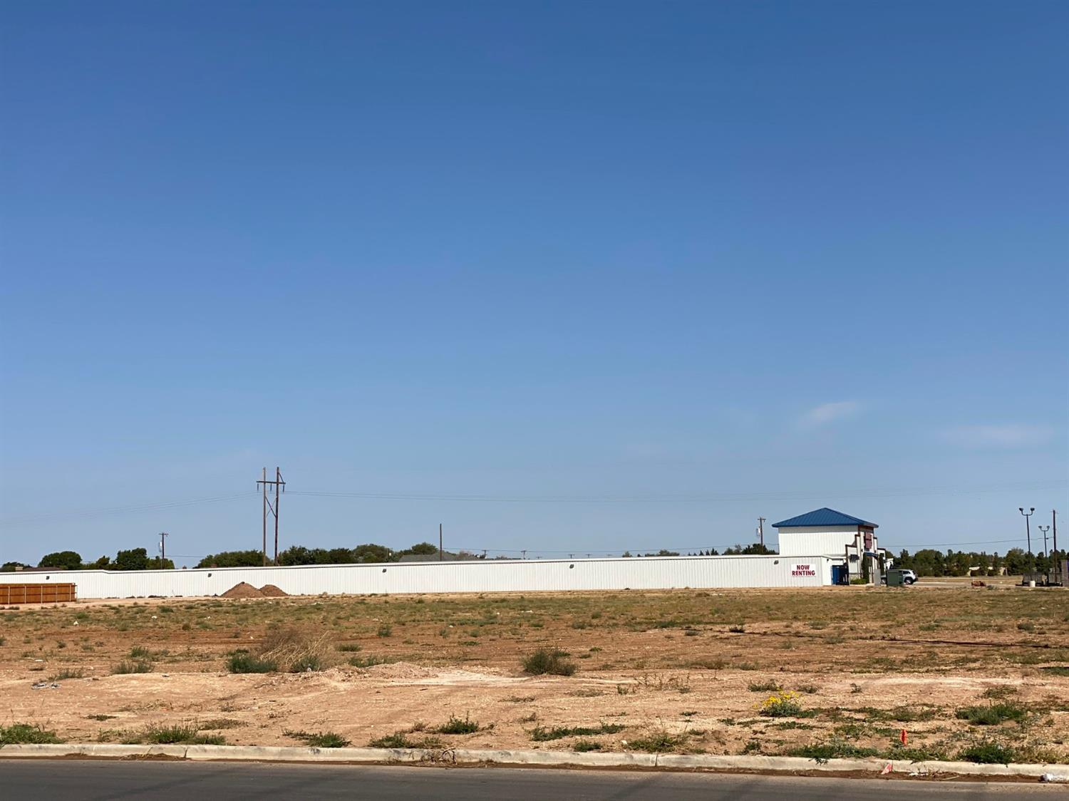 One acre for sale located in a wonderful commercial corner lot at Kemper & N Frankford! $9.00 dlls the sq ft. -Owner willing to sale 2 more acres-