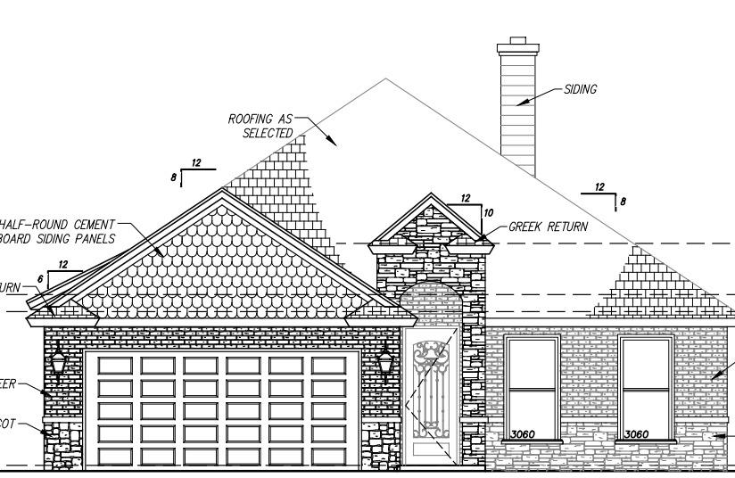 Spacious 4 Bedroom, 2 Bath and 2 Car Garage home built by M&M Homes.  This home is currently under construction.  Builder allows buyers to select all exterior and interior colors to make it your own special home.