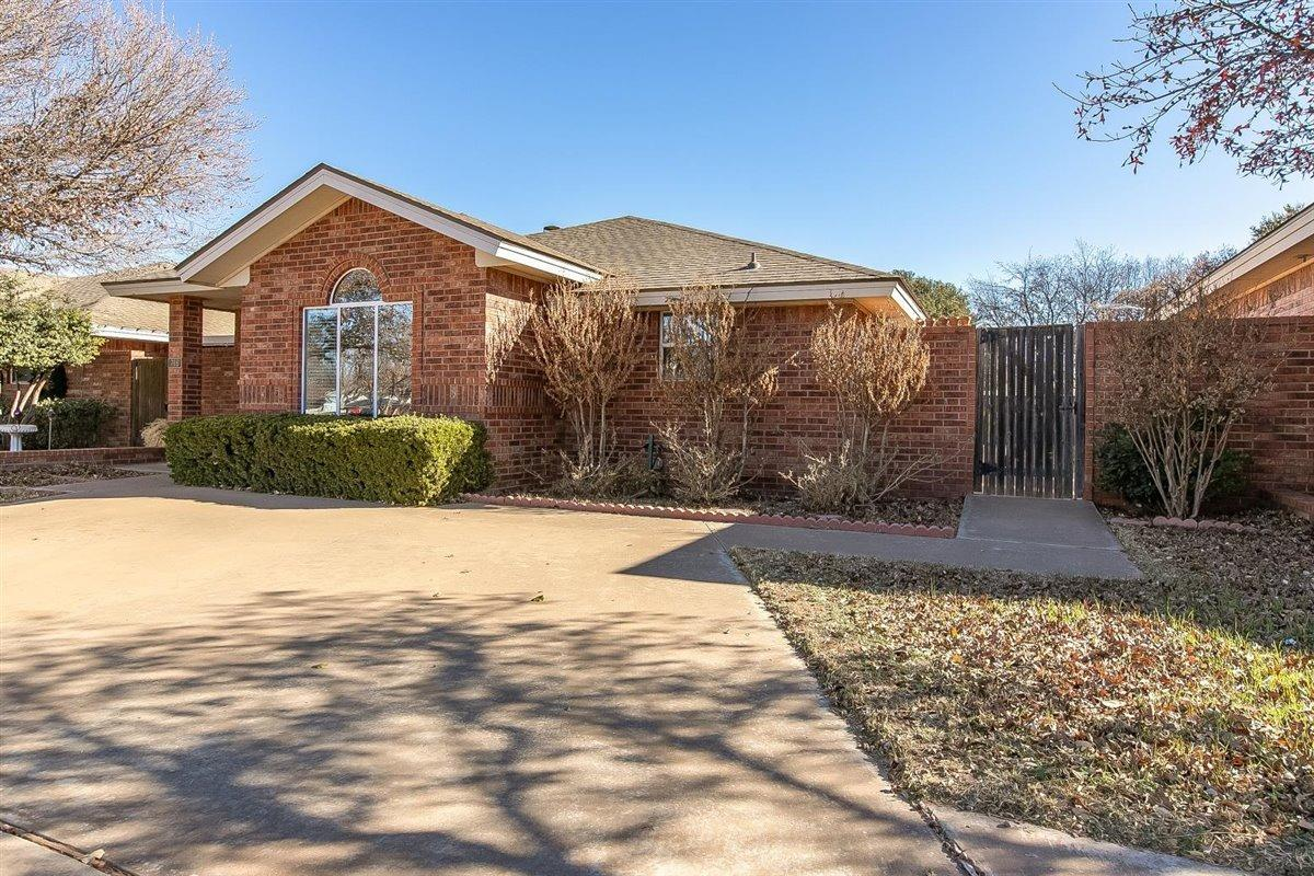 Completely repainted 2 years ago,  Home is in excellent Condition.  Private patio off kitchen.  Back alley entry to garage.  Small storage in back.