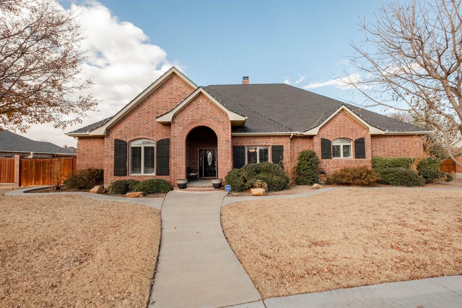 Kick off the new year in this extraordinary 4/3.5/3 home with a HUGE 24' X 20' shop sitting on .5 acres in Llano Estates! This home has entertaining written all over it. You will quickly see yourself enjoying the spacious outdoor living area, the underground self cleaning pool and hot tub, large basement, and the two living areas each with a fireplace. The well equipped kitchen offers a large breakfast island, double oven, and a spacious pantry. Bedrooms include a large master suite, tucked away guest suite, two bedrooms joined by a Jack n Jill bathroom. Recent updates (all within the past 3 years) include a new roof, water softener, dual hot water heaters, and well pump! Located just outside city limits, this home has very low taxes! Not to mention staying free of a water bill with your own well! Call today for your private showing.