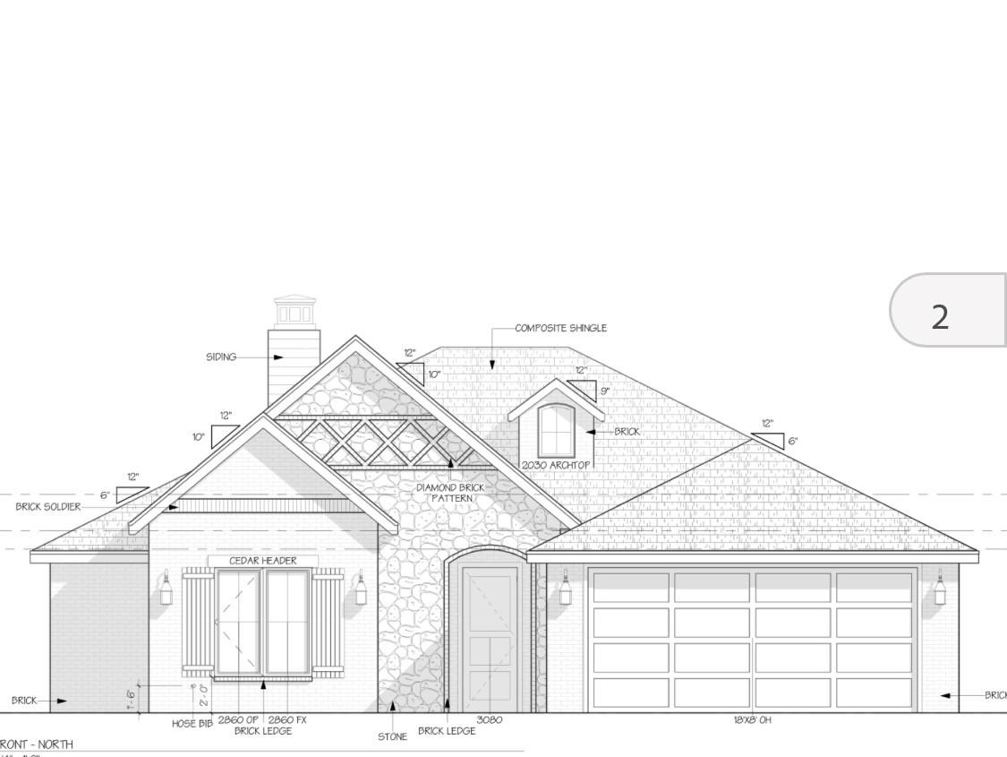 Large new construction home by Clearview Custom Homes in up and coming Westmont! This home features 4/3/2, an isolated master with soaking tub, mudroom with lockers and bench, a large open concept, and laundry connected to master bedroom, all along with the high end custom features you expect from Clearview! Don't miss this one!