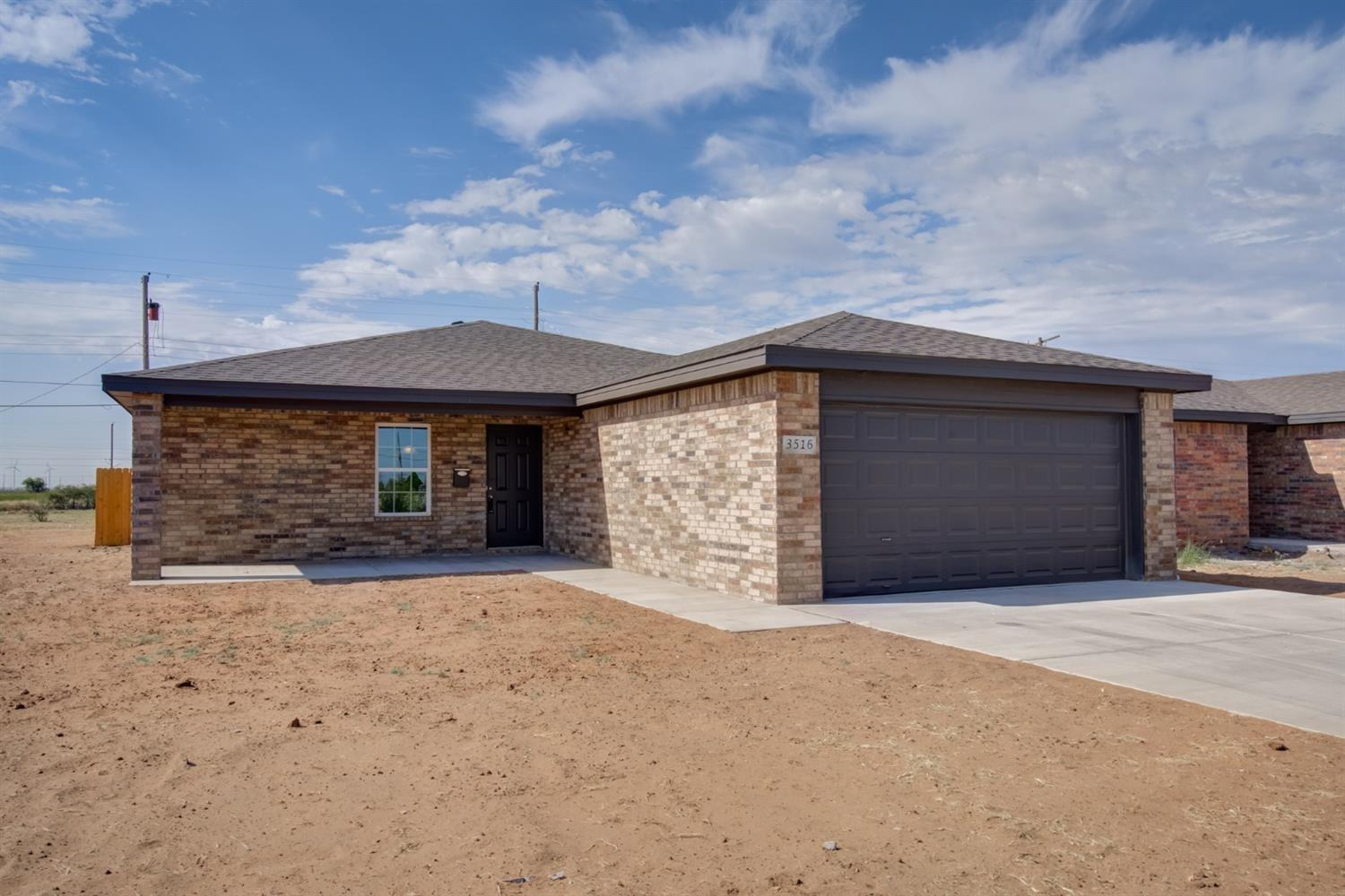 Recently built in 2019, this quality home has a great kitchen with stainless-steel appliances, a pantry and large front porch. The backyard is fully fenced. The Amazing layout makes this 4-bedroom home look & feel very spacious.