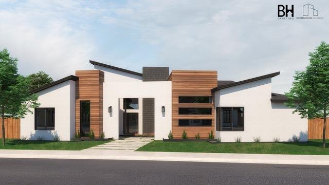 Step into modern luxury for the 2021 Parade of Homes. Unlike anything available in Lubbock this 4 bed 3.5 bath home by Modern Homes of Lubbock. Come find the perfect balance in modern indoor/outdoor living space. Don't miss your opportunity to own the gem of the 2021 Parade of Homes.