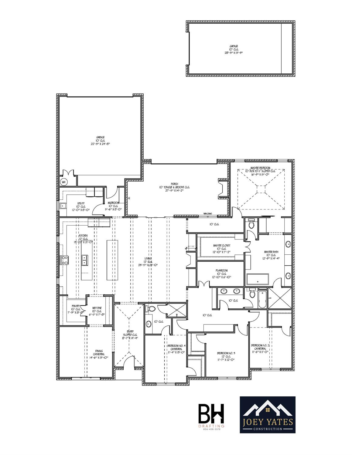2021 Parade of Homes in Preston Manor by Joey Yates Construction.  This 4 bed/3bath home feature a huge enclosed patio with glass overhead doors, a playroom and is located right across from the new park and community pool.