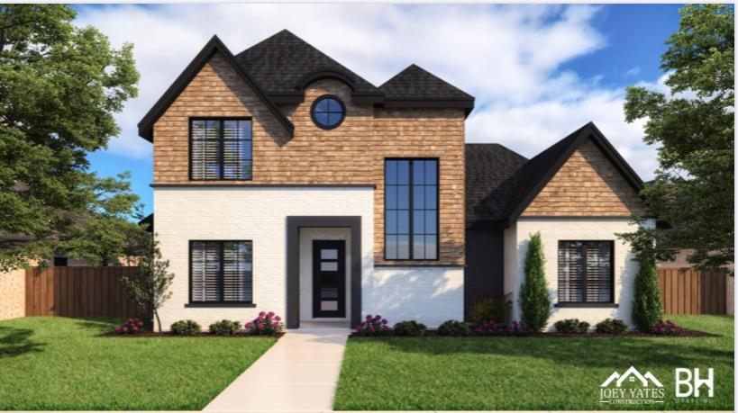 Take a look at this stunning 2021 Parade Home by award winning builder, Joey Yates Construction! This 4 bedroom, 3 1/2 bath, 2 car garage home also offers a huge upstairs game room/bedroom, and a downstairs bonus room with fantastic finishes throughout!