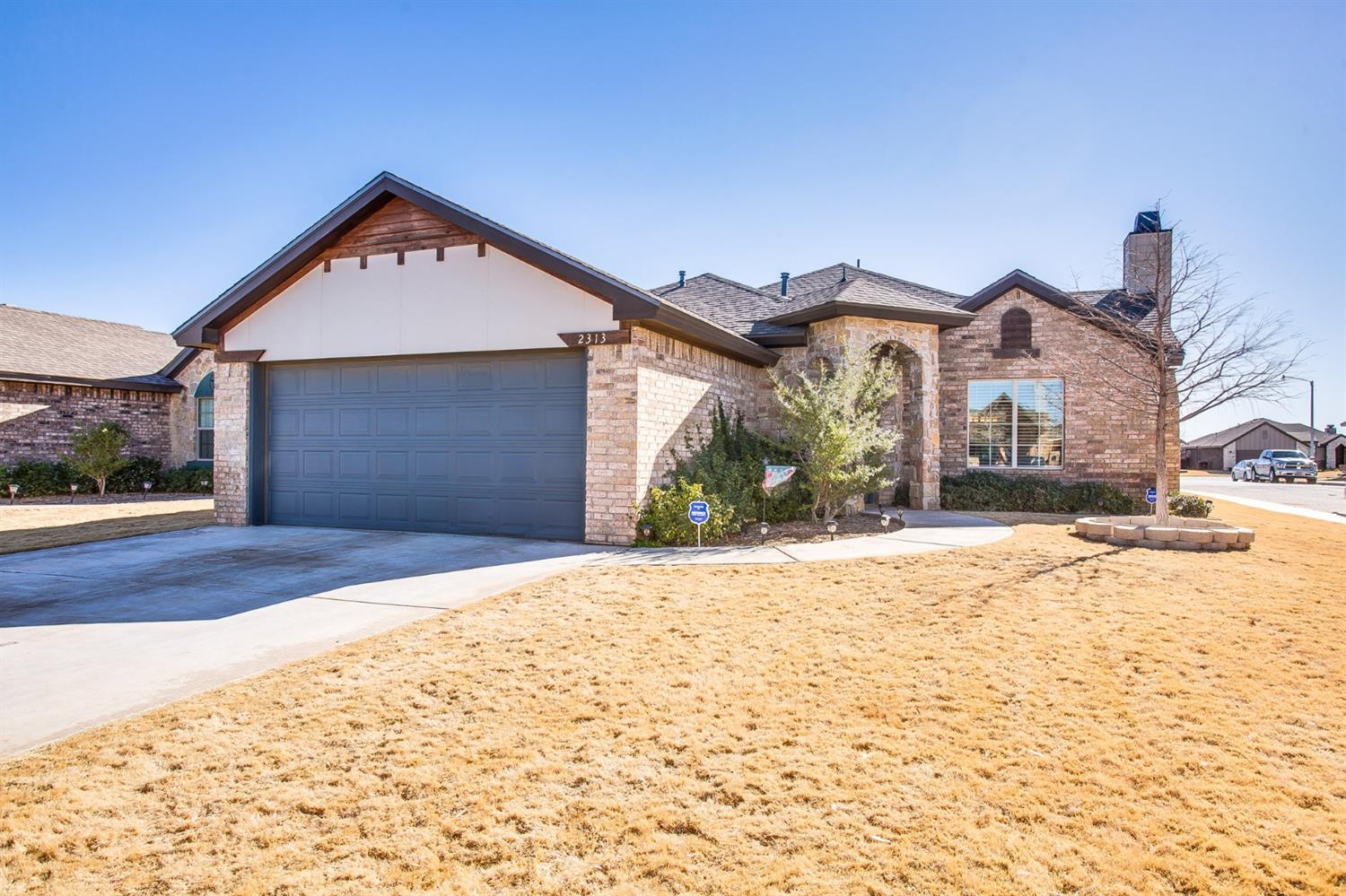 Welcome home to this amazing 4 bed 2 bath home in Foxridge. This home features vaulted ceilings, custom built ins, granite countertops, vinyl plank flooring, spacious living area, great corner lot with bigger front yard and additional parking, and much more! This well maintained home is ready to show today!