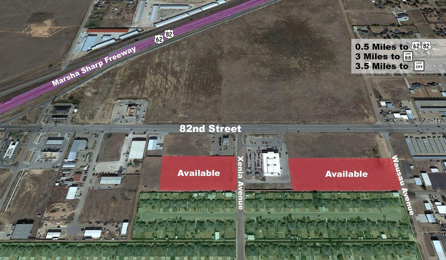 8.2198 Acres just off 82nd Street from Wausau to Zenith Streets. Excellent Development Property just off of 82nd Street. Easement off of 82nd Street to Access the Property. Just West of Milwaukee off of 82nd