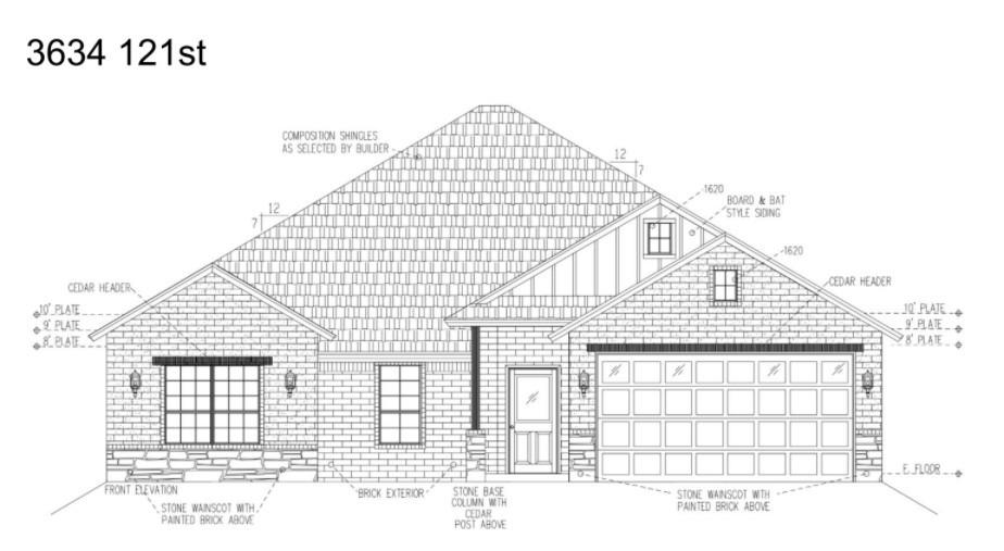 Photo for MLS Id 155362 located at 3634 121st