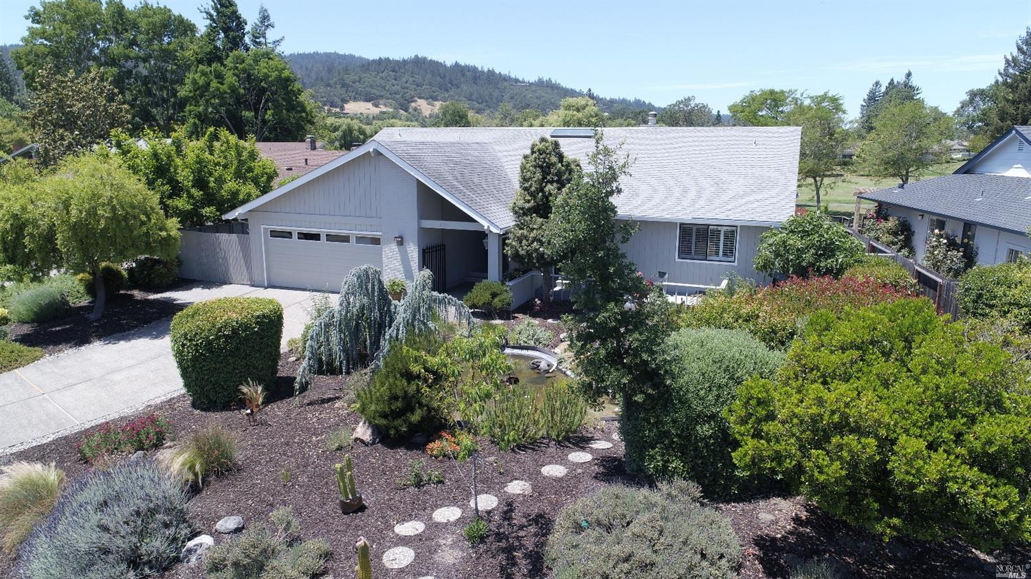 8837 Hood Mountain Ct, Santa Rosa, CA, 95409