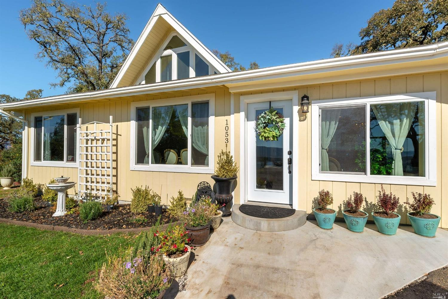 1053 Wallace Drive, Redwood Valley, CA 95470