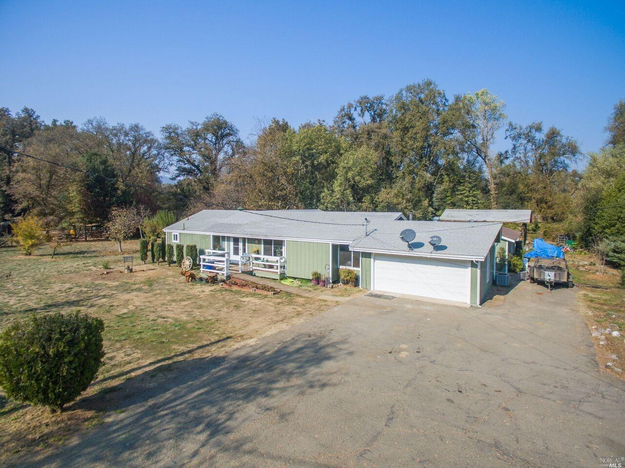 8600 E Side Potter Valley Road, Potter Valley, CA 95469