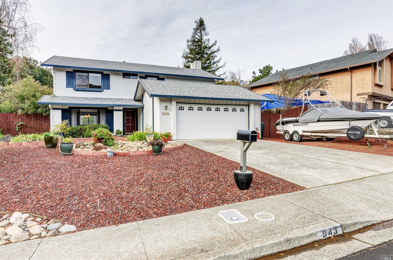 943 Rose Drive, Benicia, CA 94510