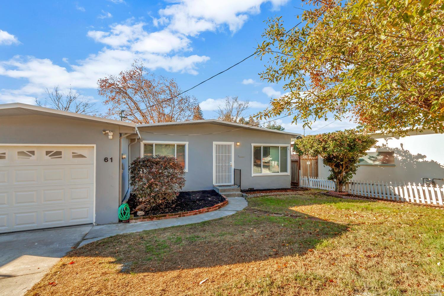 61 Denfield Avenue, Benicia, CA 94510