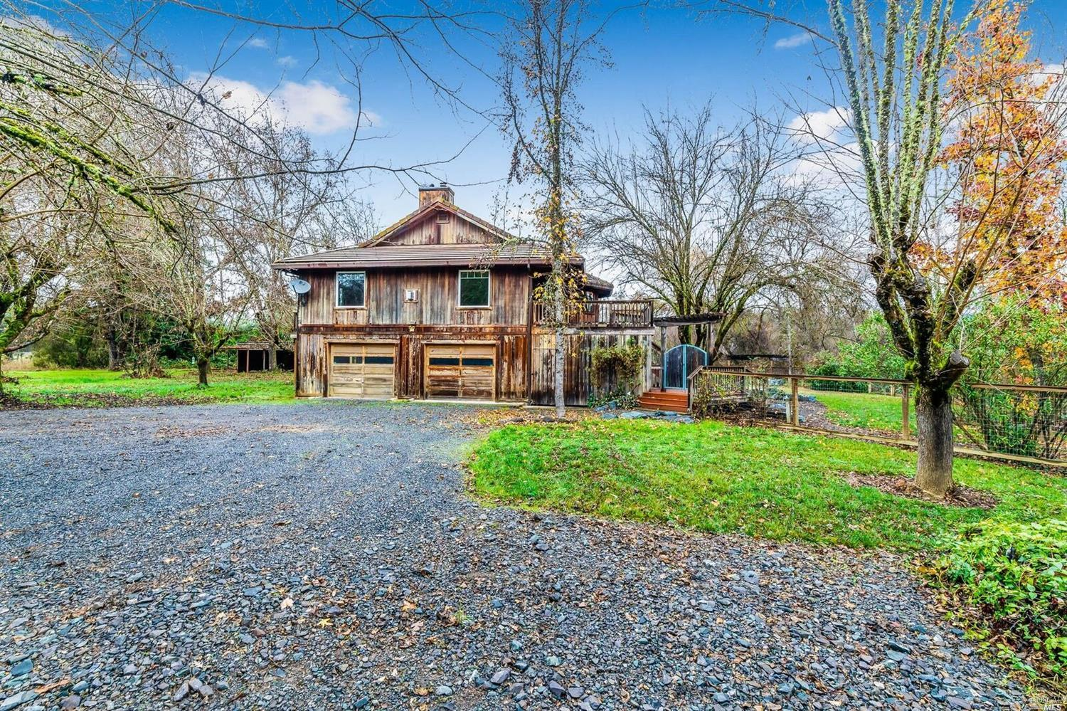 8251 W Side Potter Valley Road, Potter Valley, CA 95469