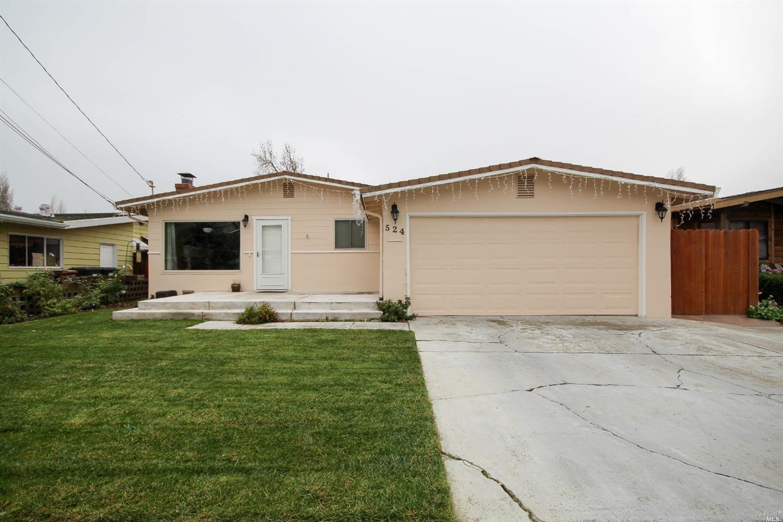 524 Raymond Drive, Benicia, CA 94510