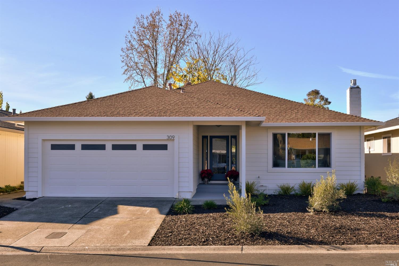 309 Mountain View Drive, Healdsburg, CA 95448