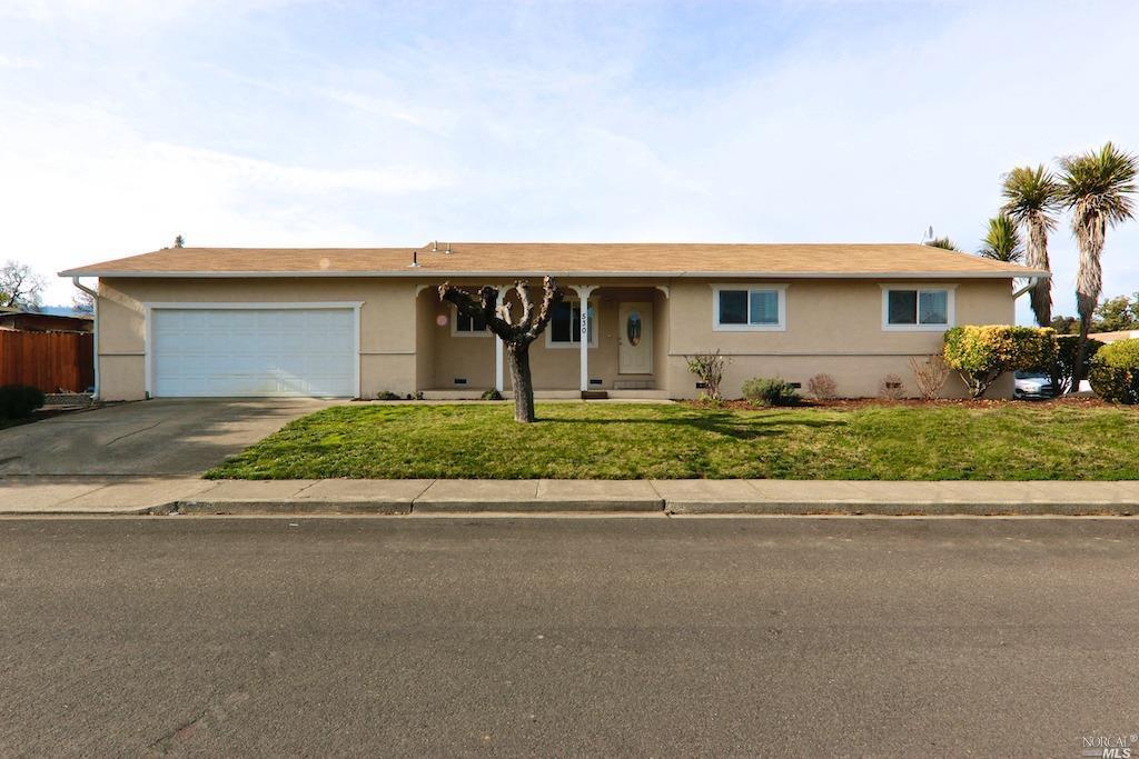 530 Washo Drive, Ukiah, CA 95482