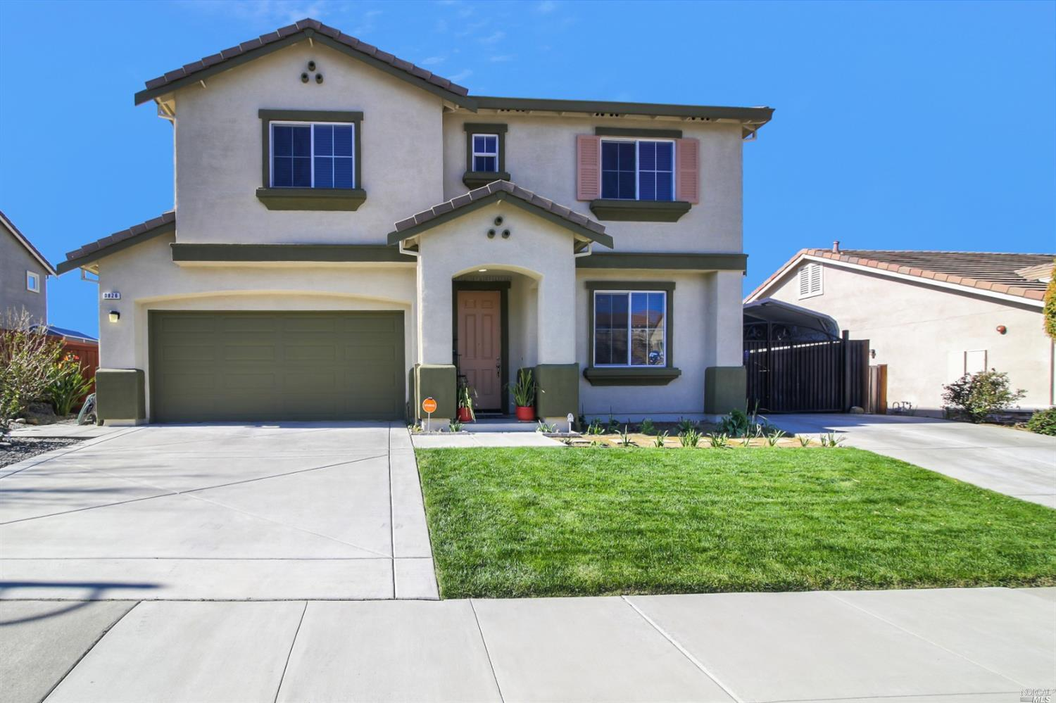 3826 Danbury Way Fairfield Ca 94533 Twin Oaks Real Estate Inc