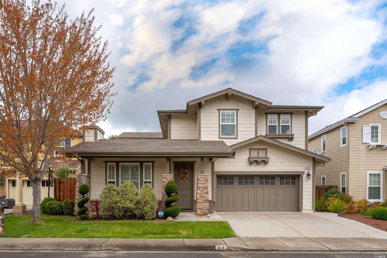 Photo of 44 Oak Grove Drive, Novato, CA 94949