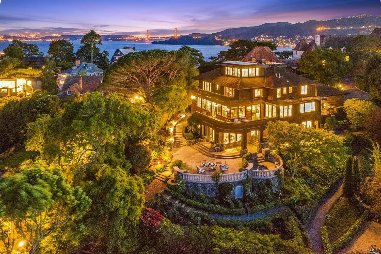 Photo of 332 Golden Gate Avenue, Belvedere, CA 94920