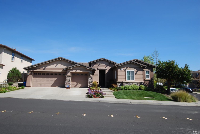401 Mcallister Drive, Benicia, CA 94510
