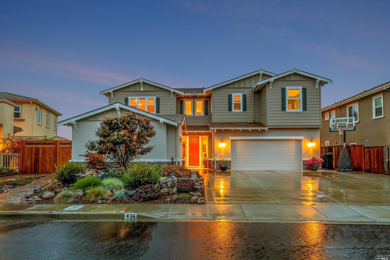 436 Lansing Circle, Benicia, CA 94510