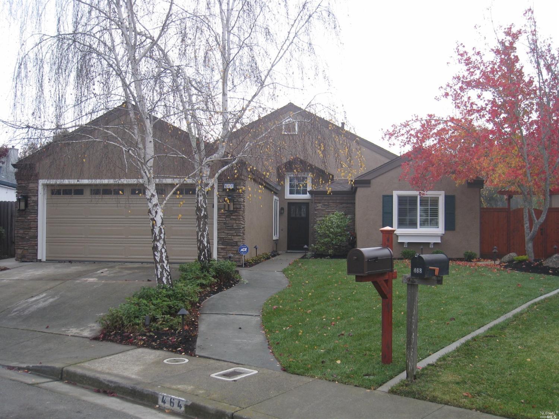 464 Camellia Court, Benicia, CA 94510
