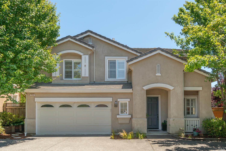 246 Windsor Drive, Petaluma, CA