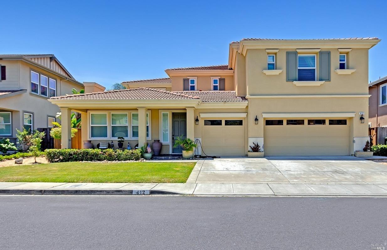 412 Lansing Circle, Benicia, CA 94510