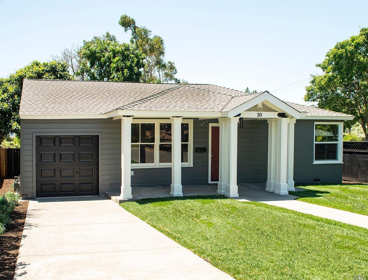10 Hillcrest Avenue, Benicia, CA 94510