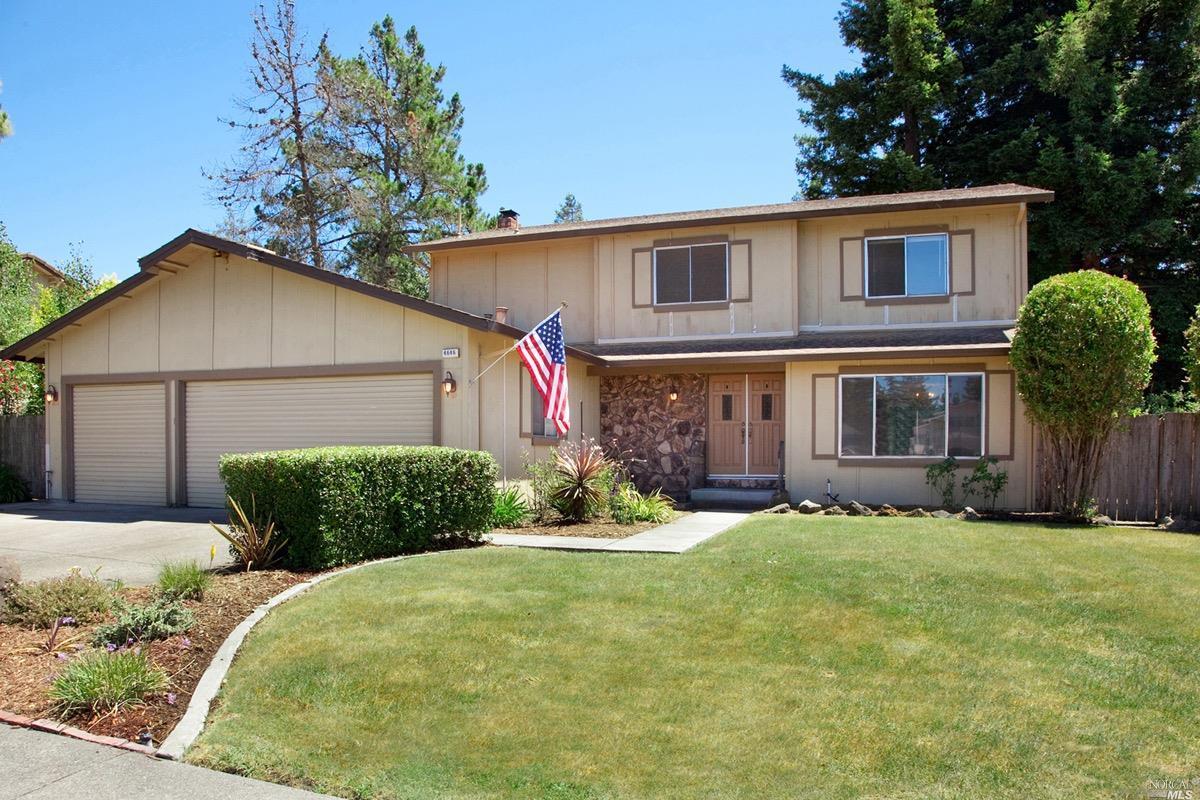 4646 Fairway Drive, Rohnert Park, CA
