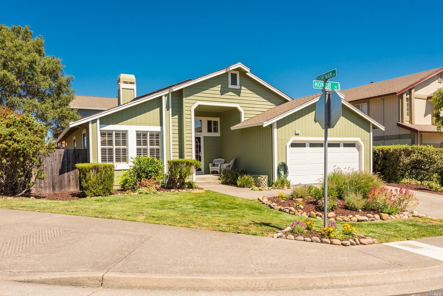 8281 Honor Place, Cotati, CA