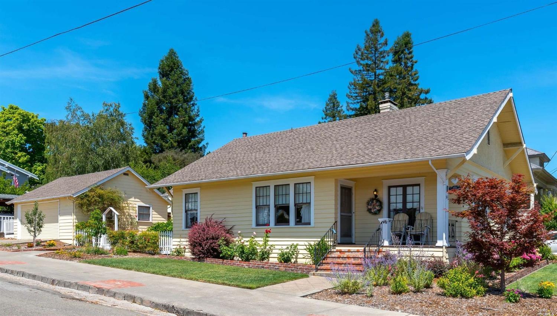 501 Liberty Street, Petaluma, CA