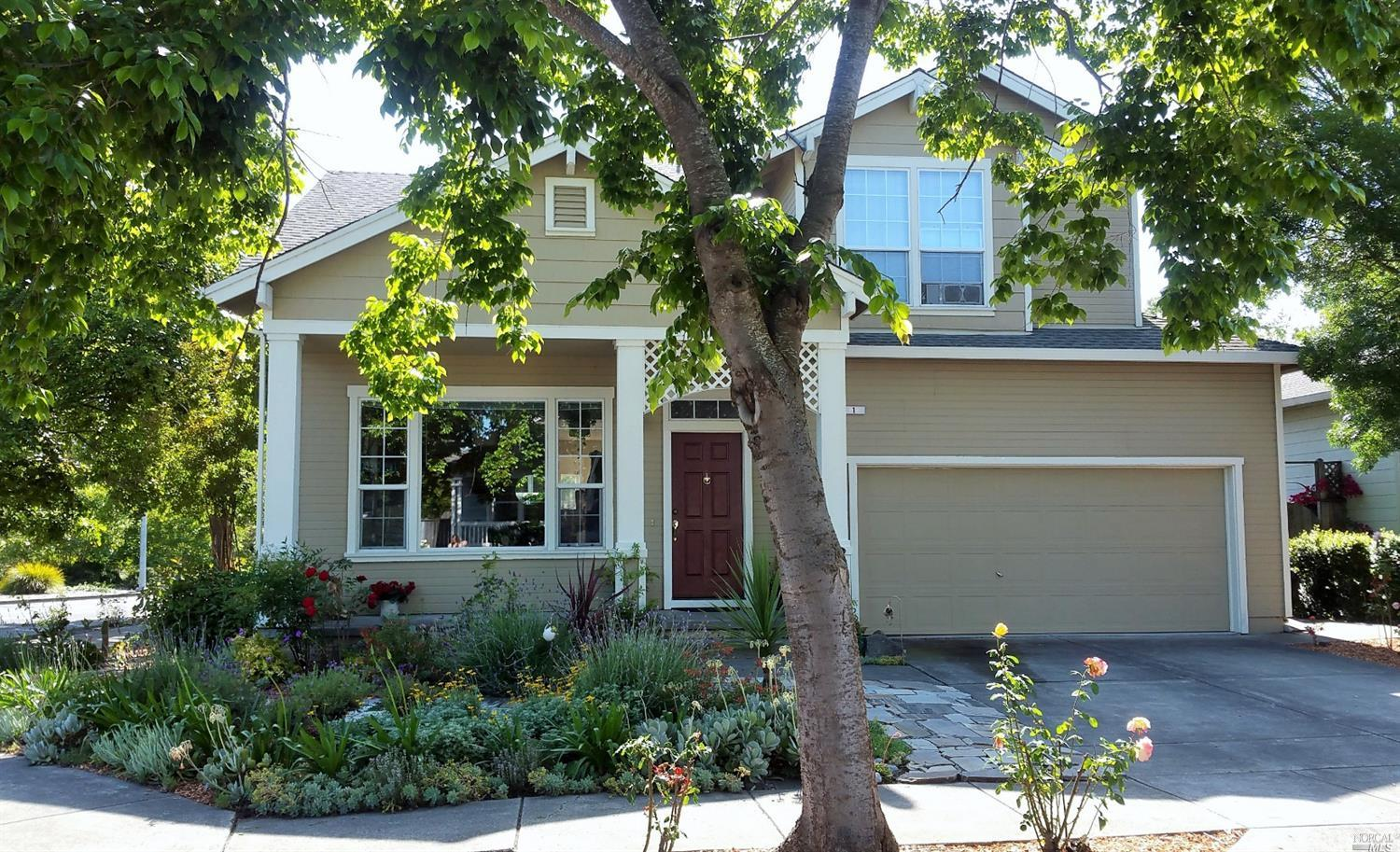 1 Twin Creeks Circle, Petaluma, CA