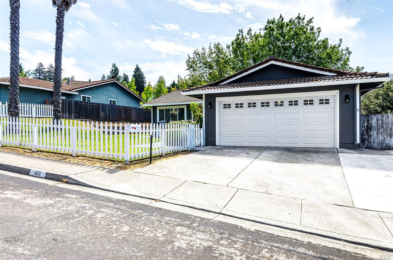 1451 George Court, Benicia, CA 94510