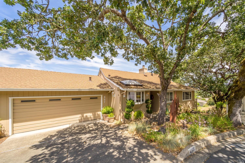 457 Singing Woods Ln, Santa Rosa, CA, 95409