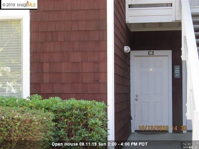 45 BAYSIDE COURT, RICHMOND, CA 94804