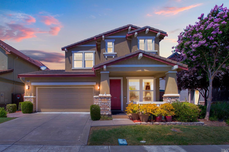 Photo of 2496 Bickford Circle, Fairfield, CA 94533