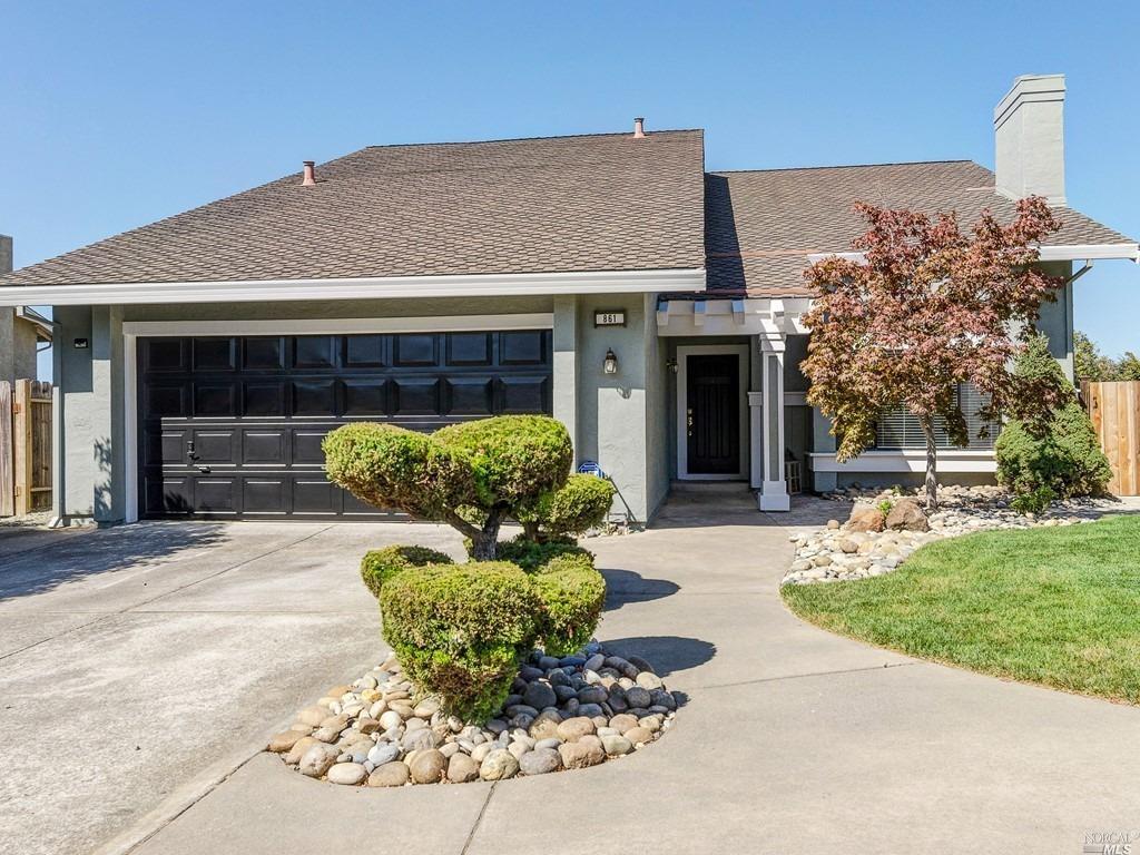 861 Dover Circle, Benicia, CA 94510