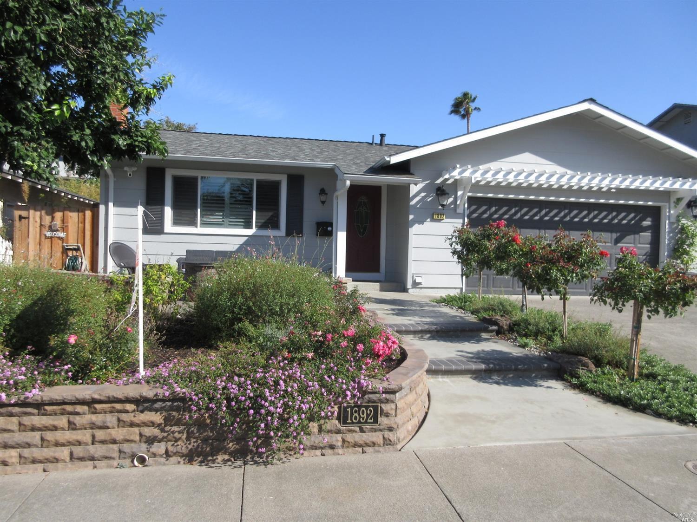 1892 LINDO Street, Benicia, CA 94510
